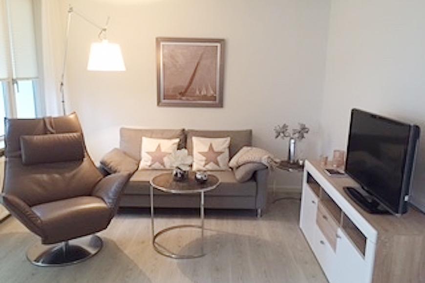 """3-Zimmer-Wohnung """"Inselglück"""", mit Terrasse"""