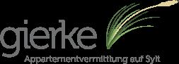 Gierke Appartementvermittlung auf Sylt | Gierke Appartementvermittlung auf Sylt   Datenschutzerklärung
