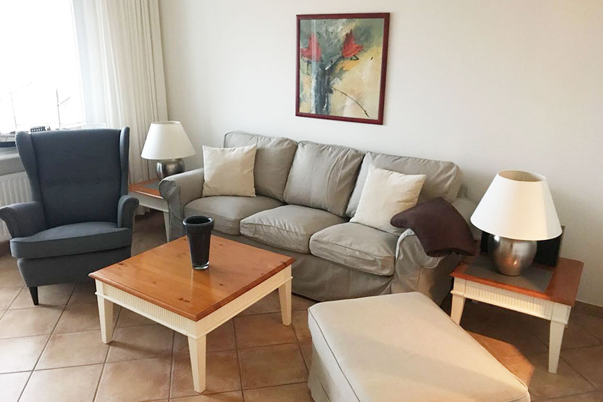 """2-Zimmer-Wohnung im Haus """"Ankerlicht"""", Nr. 61"""