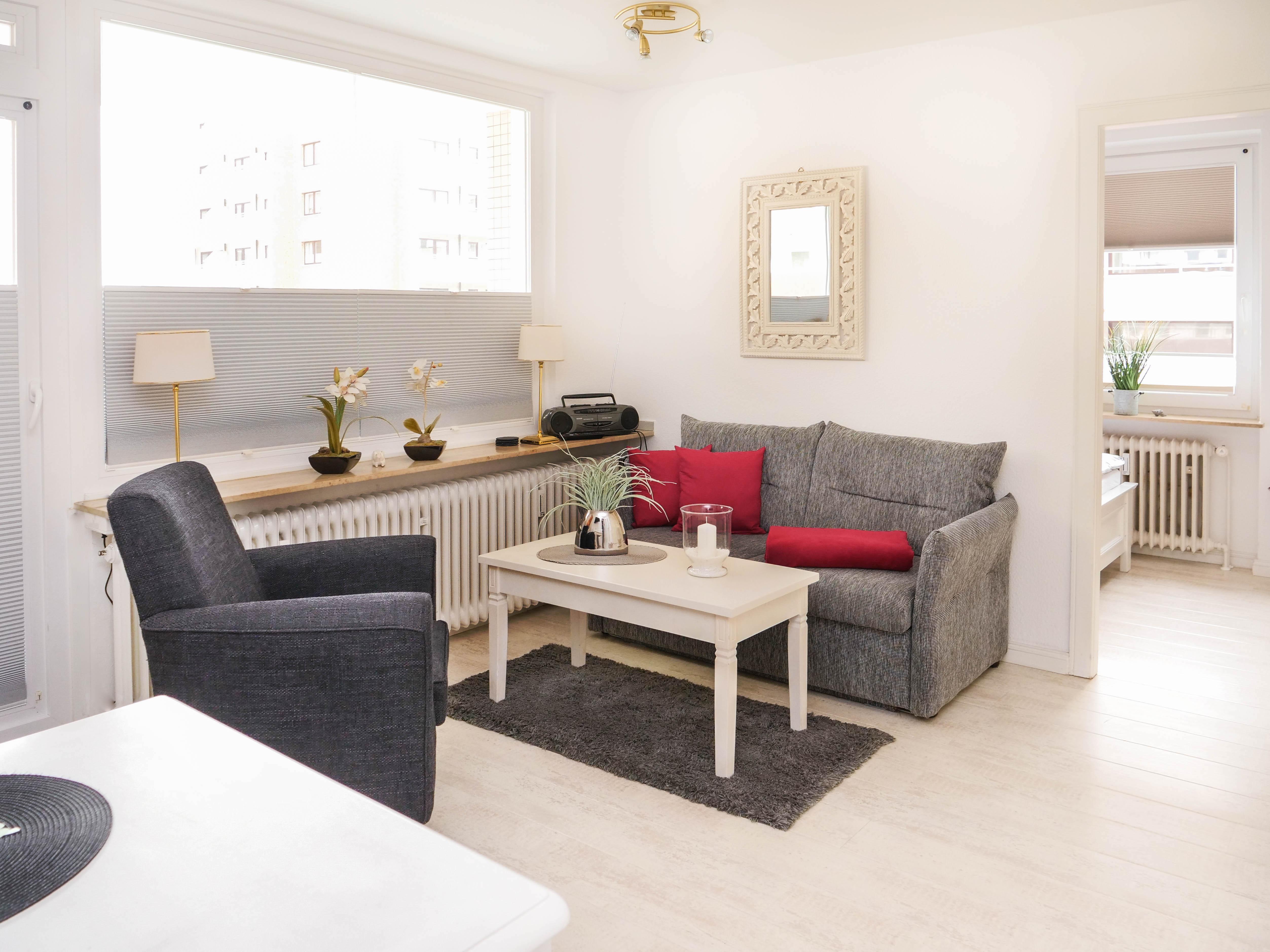 """2-Zimmer-Wohnung im Haus """"Atlantik"""""""